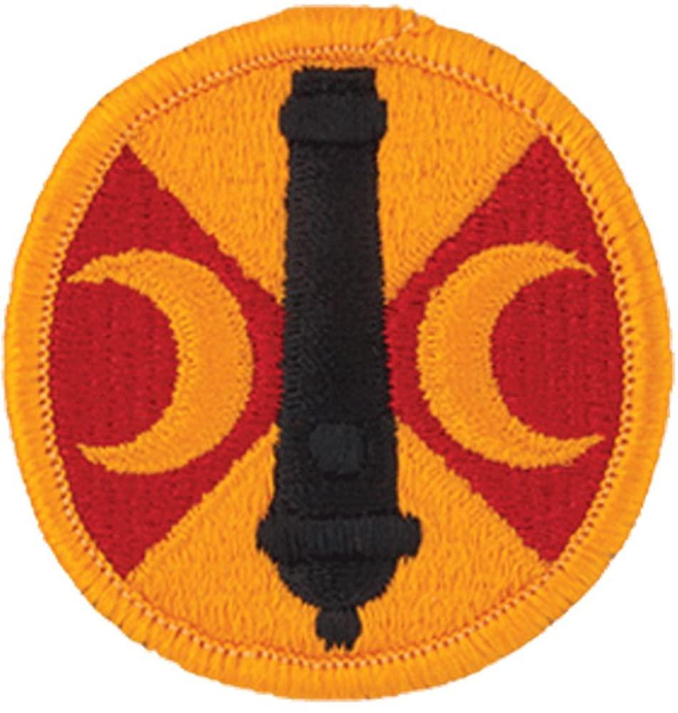 210th Field Artillery Brigade Full Color Dress Patch