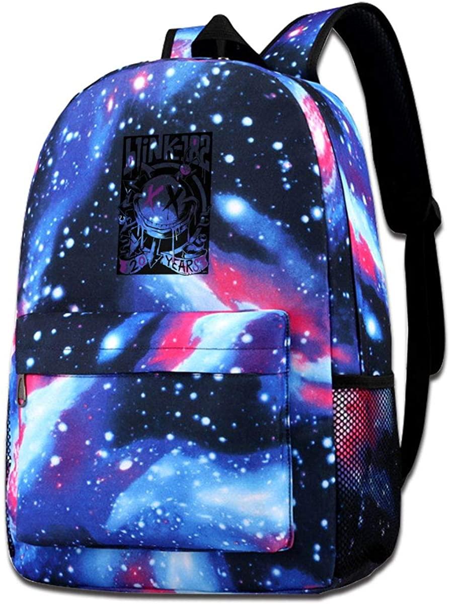 NOT Blink 182 EU Deck Starry Backpack