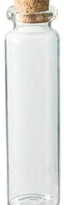Glass Cork Cap 2 x 8.5cm (1pc), Efco, Miniatures, Floristry, Hobby Colors, Decoupage