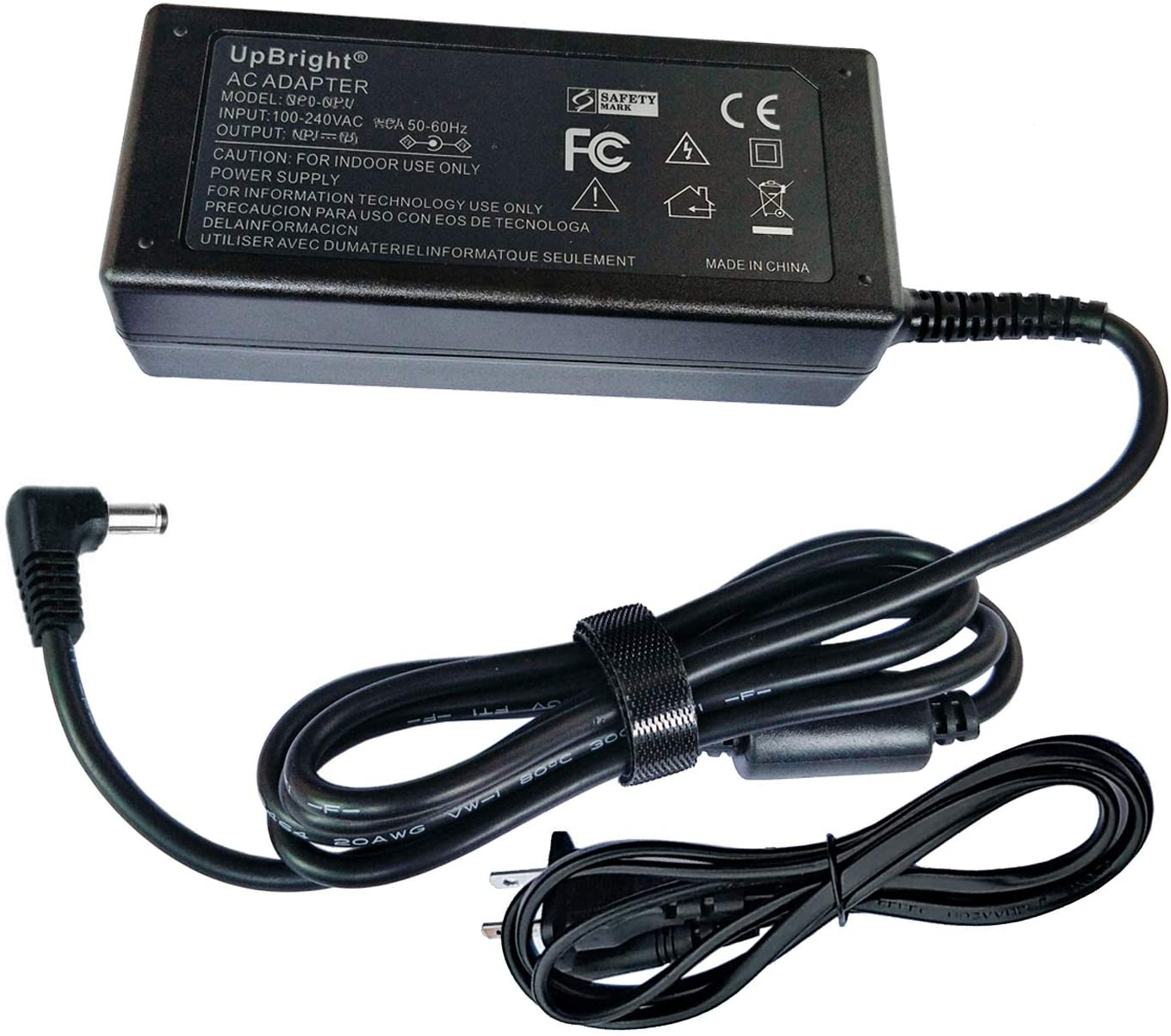 UpBright New 15V AC/DC Adapter Compatible with Sony LF-S50G LFS50G LF-S50G/W LF-S50G/B LF-S50GW LF-S50GB LFS50G LFS50G/W LFS50G/B Wireless Speaker 15VDC Power Supply Cord Battery Charger Mains PSU
