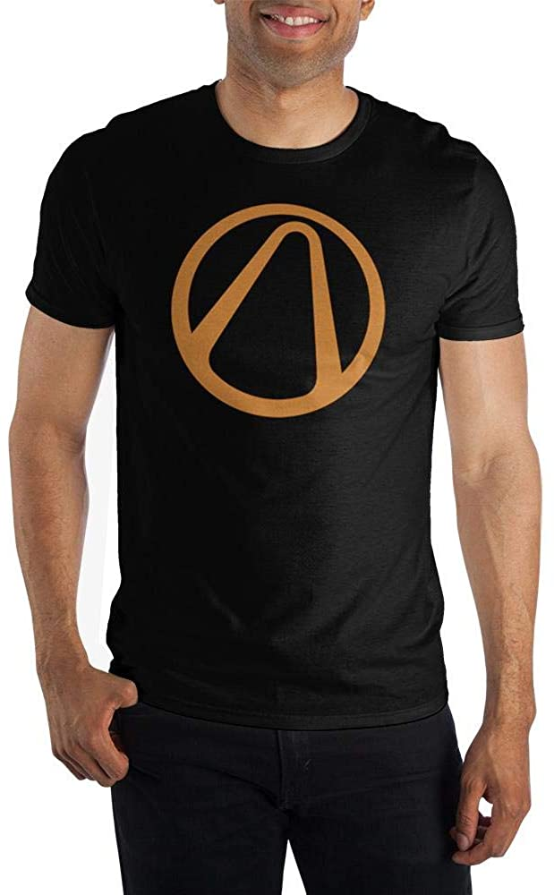 Mens Borderlands Video Game Short Sleeve Shirt