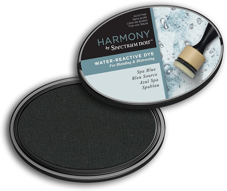 Spectrum Noir Harmony (Spa Blue) Water Reactive Ink Pad