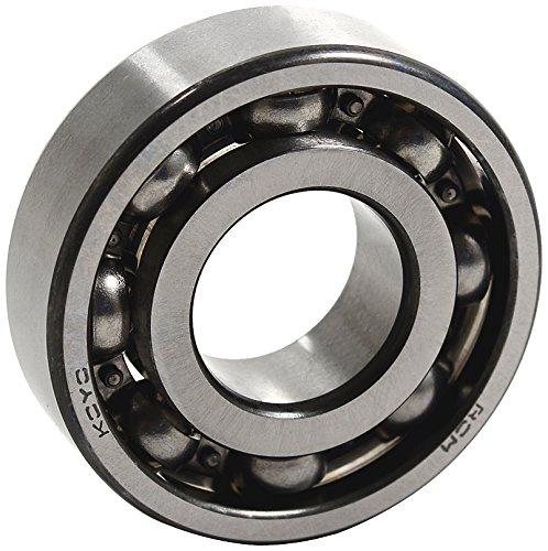 Koyo USA 6204C3 Koy Ball Bearing, 20 mm Bore Size, 47 mm Outer Diameter, 1.8504