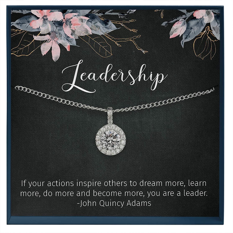 Muse Infinite Leadership Gift for Woman, Female Boss Gift, Retiremnt Gift for Woman, Leadership Gift, Girl Boss New Job Gift
