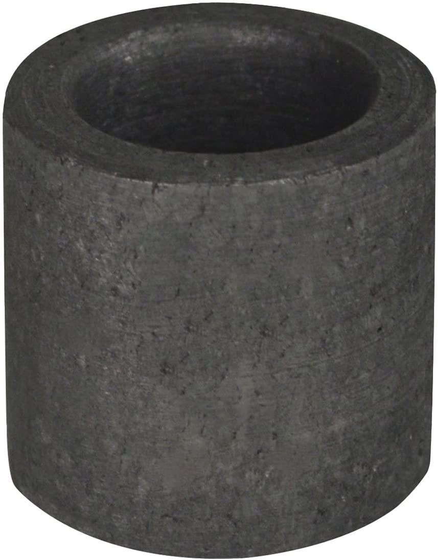 3 Oz Graphite Crucible Mini Cup Propane Furnace Torch Melting Gold Silver Copper