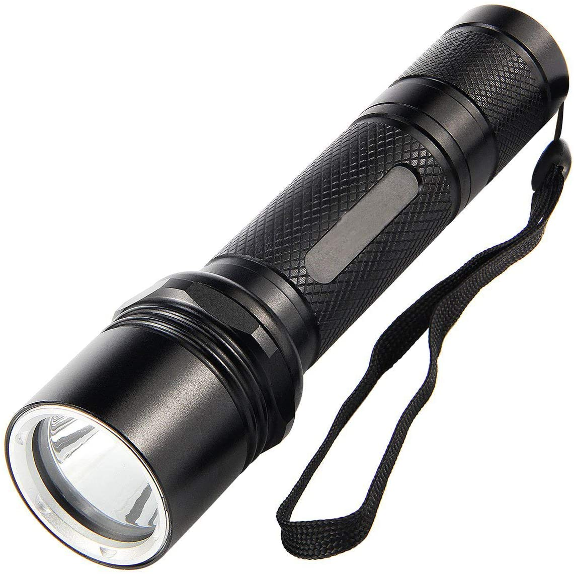 INVCO SUPER Bright Flashlight Magnetic Based LED Camping and Emergency lamp (not included battery)