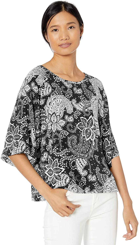 Karen Kane Womens Modern Sleeve Top