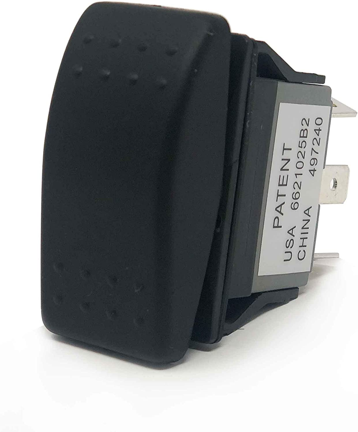 Five Oceans Momentary On-Off-On Rocker Switch 3 Pins FO-1528
