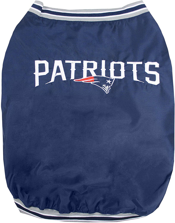 Pets First New England Patriots Jacket