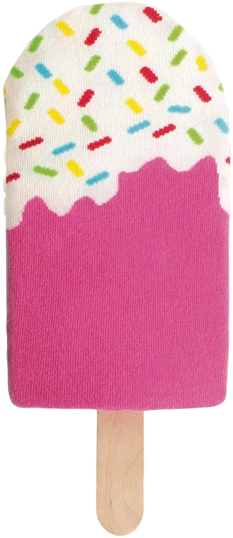Popsicle Socks Food Funny Novelty Socks For Mens Boys Women Groomsmen Gift