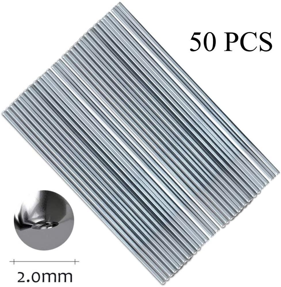 Ywoow 2mm Low Temperature Easy Aluminum Welding Rod No Need Solder Powder, Low-Temperature Aluminum Welding Wire