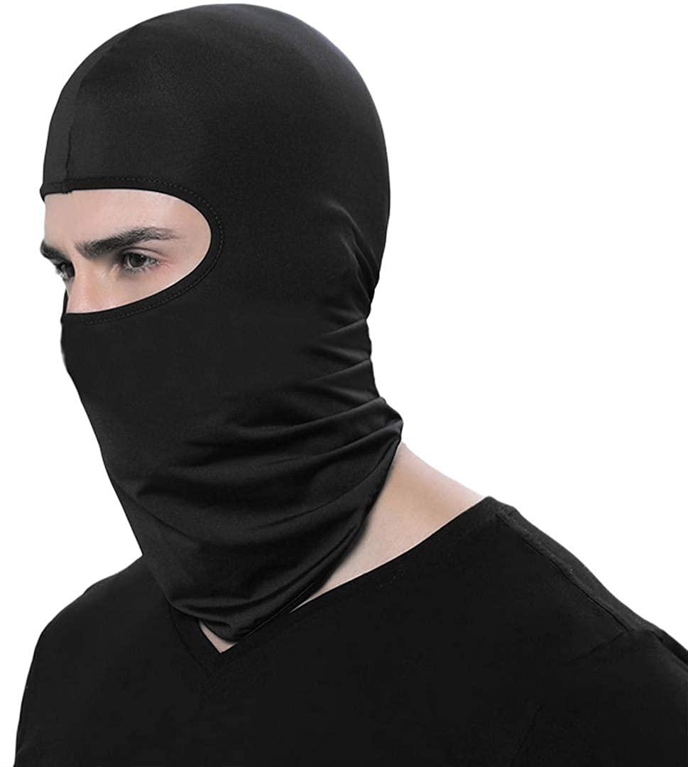 Selling Cycling Face Mask Ski Neck Protecting Outdoor Balaclava Full Face Mask Ultra Thin Breathable Windproof