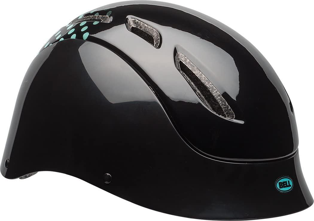 Bell Gamine Women's Helmet, Black/Vignette Iceberg (7083713)