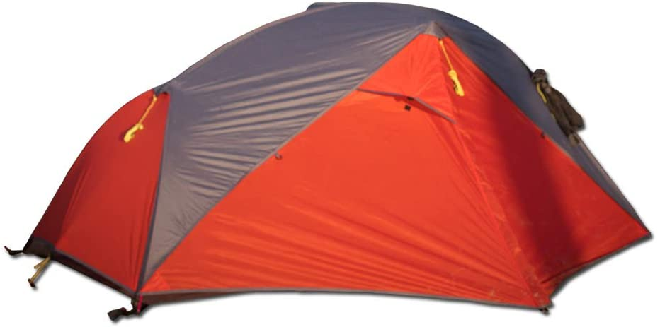 Outdoor Vitals Dominion 1 & 2 Person Ultralight Backpacking Tents with Footprint, Stakes, and Compression Bag