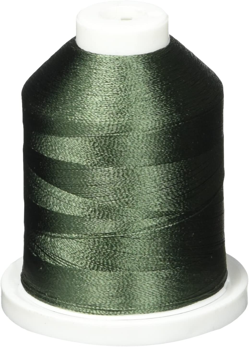 Robison-Anton Rayon Super Strength Thread, 1100-Yard, Dress Green
