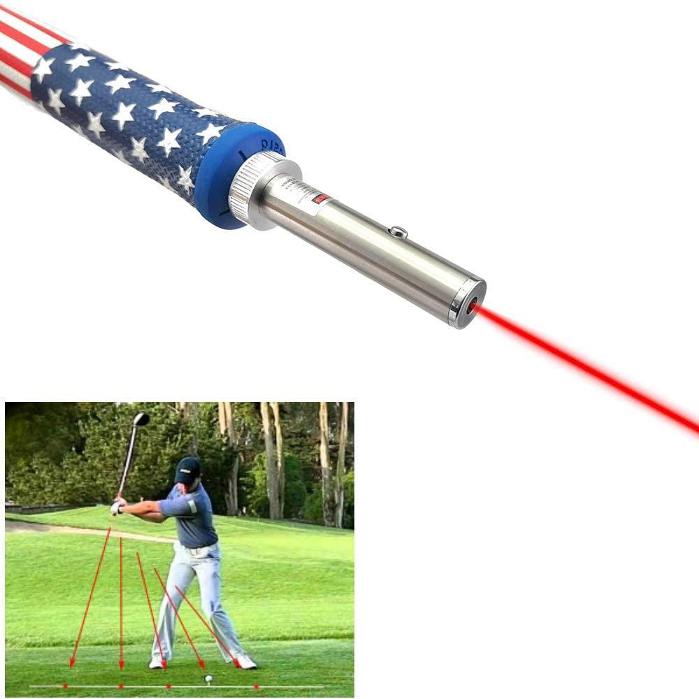 Jingwei Golf Swing Training Aid Laser Corrector Swing Posture Indicator
