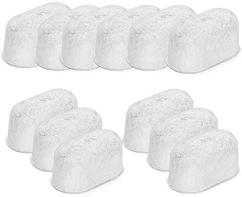 DR Cuisinart DGB-900BC Coffee Filter Replacement All Cuisinart Coffee Maker Charcoal Filters Fit For Cuisinart DCC-1200 DGB-900BC CHW-12 SS-700 DGB-700BC DCC-3000 DCC-1100 DGB-625BC