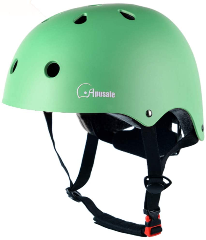 Apusale Toddler Kids Bike Helmets,for boy Girls,CPSC-Certified,2 Size from Toddler to Youth,Multi Sports