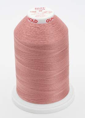 Sulky 730-1304 30 wt Cotton 3200 yds, Dewberry