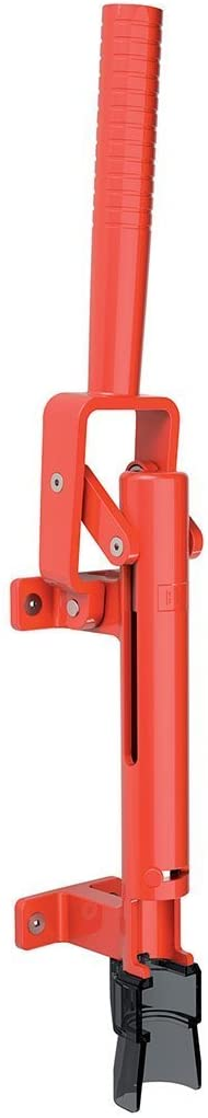 BOJ Professional Wall-mounted Corkscrew Wine Opener Model 110 (Red)