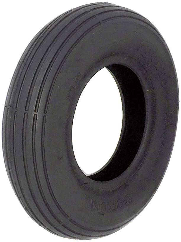 MMG Tire 200X50 (8x2) Tube Type for Electric Scooters Heavy-duty ribbed street tread
