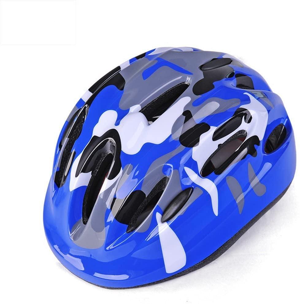 UNISTRENGH Toddler Kids Bike Helmets Riding Skateboard Scooter Helmet Bicycle Outdoor Children Safety Roller Skating Helmet