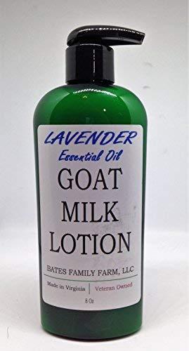 Bates Family Farm Goat Milk Lotion 8 Oz Lavender (essential oil)