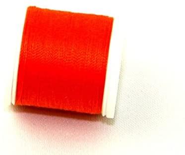 Mettler Seralon Extra Strong Sewing Thread 125m 125m 451 Orange - each