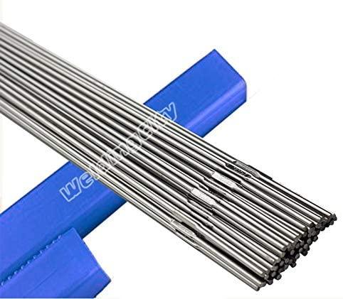 WeldingCity 2-Lb ER4043 Aluminum TIG Welding Rods 2-Lb 1/16