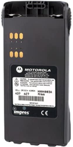 OEM Motorola HNN4003BR Impres Li-ion, 2000 mAh, 7.5V Standard Battery
