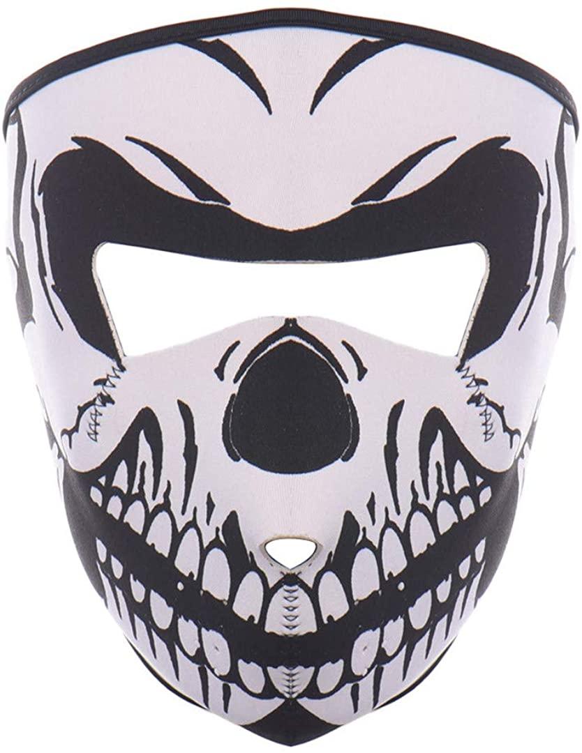 3D Outdoor Sports Mask Skull Cycling Bike Bicycle Riding Face Mask Scarf Scarves Bandana Magic Headband Protect Face Mask
