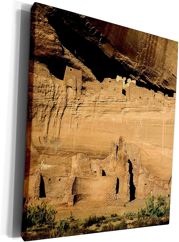 3dRose Danita Delimont - Arizona - Arizona, Canyon de Chelly National Monument. White House Ruin - Museum Grade Canvas Wrap (cw_250481_1)