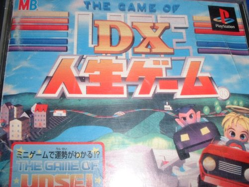 THE GAME OF LIFE DX/UNISEI PS 1 NTSC J REGION 3 GAME