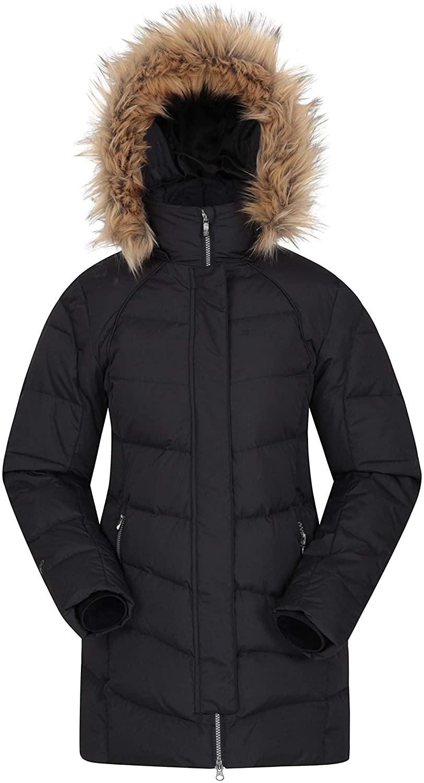 Mountain Warehouse Isla II Womens Down Jacket - Winter Puffer Coat