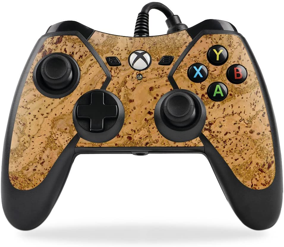 MightySkins Skin Compatible with PowerA Pro Ex Xbox One Controller case wrap Cover Sticker Skins Yeah Mon