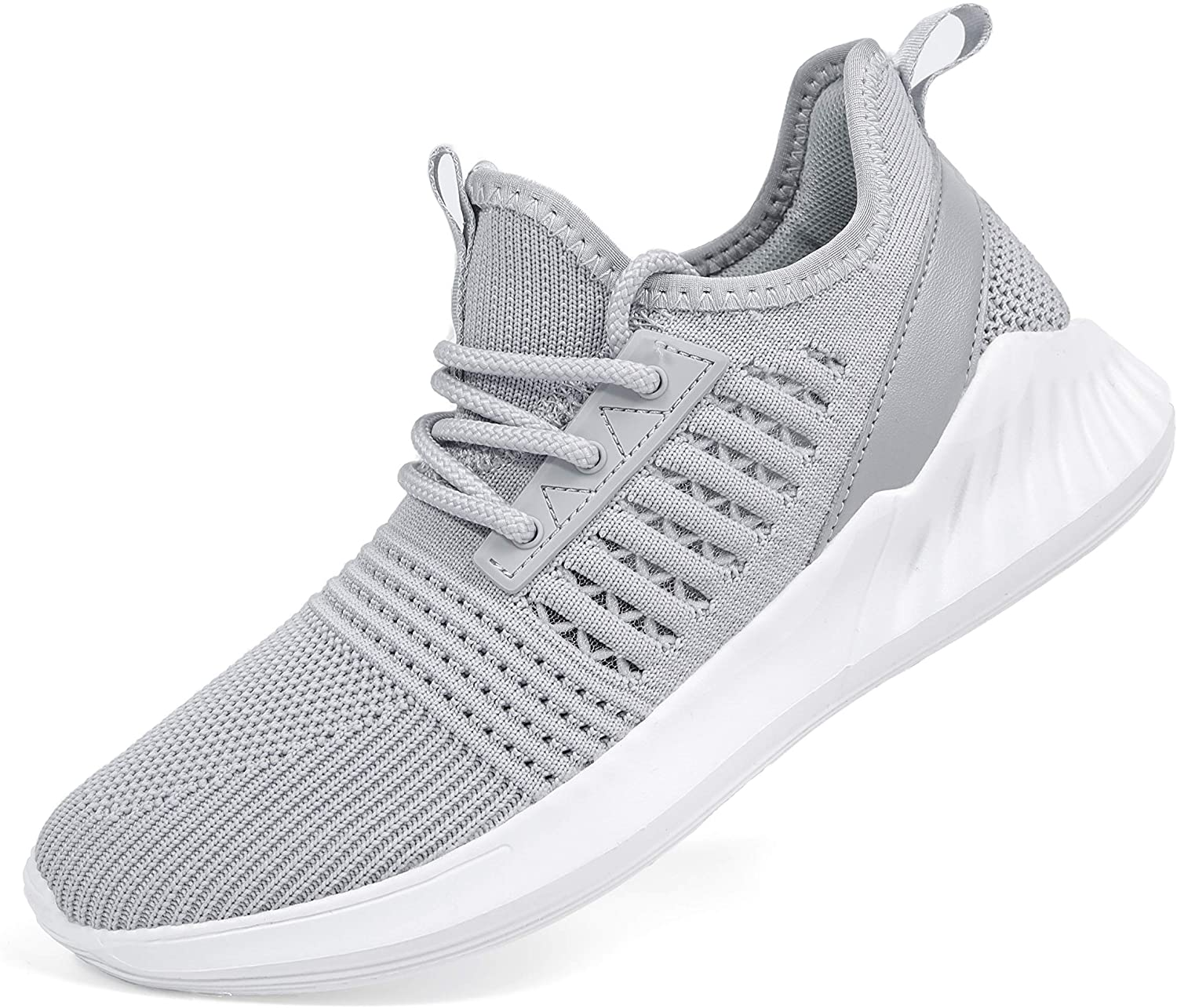 SDolphin Walking Shoes for Women - Ultra Lightweight Breathable Mesh Athletic Sneakers for Gym Jogging Travel Work