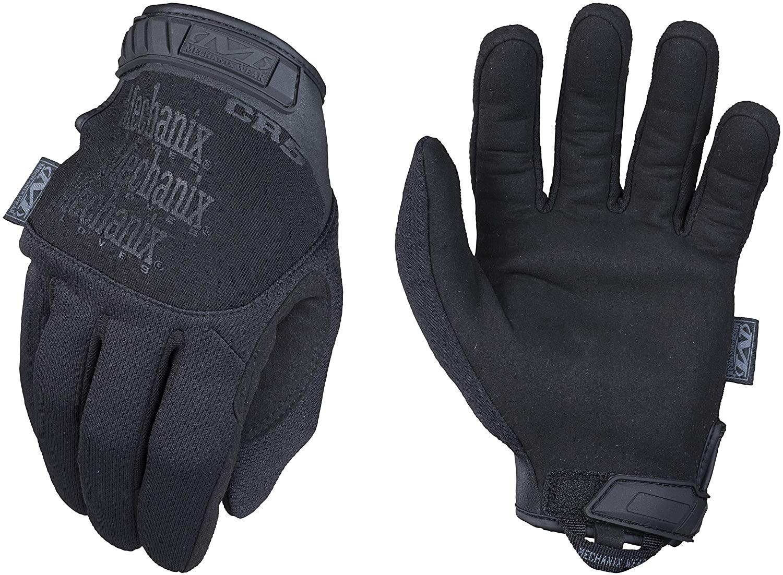 Mechanix Pursuit D5 Black Gloves, Small