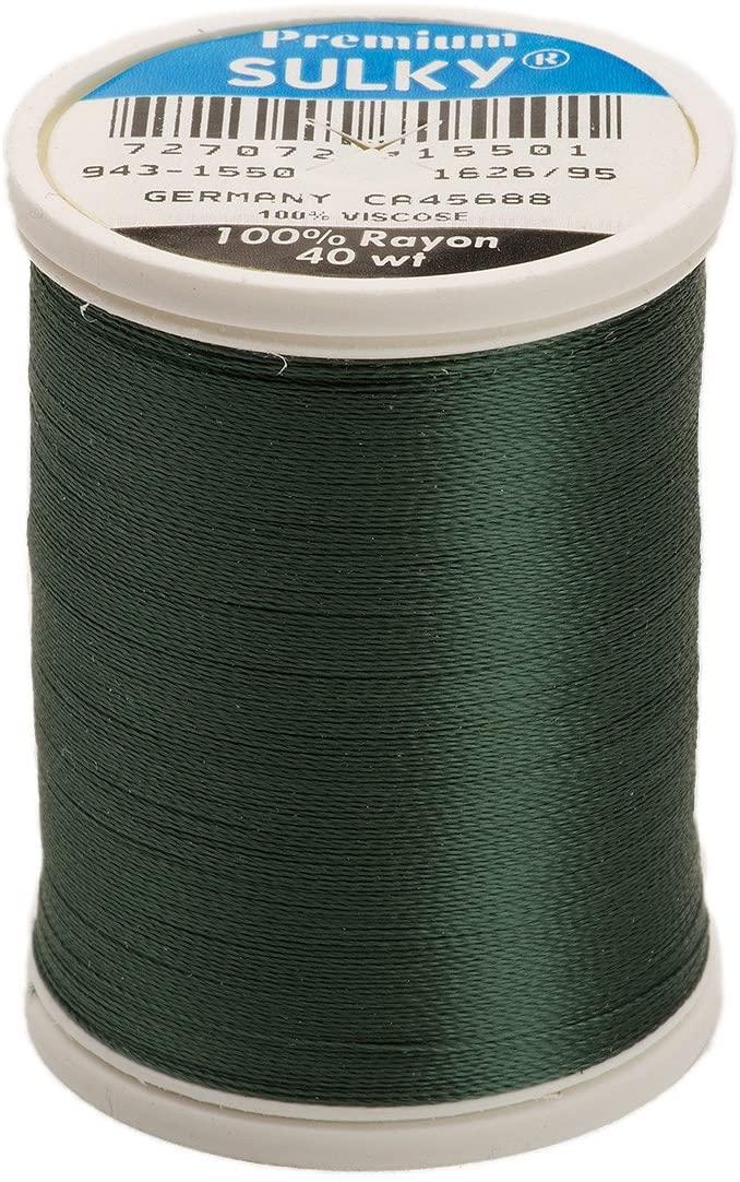 Sulky Of America 268d 40wt 2-Ply Rayon Thread, 850 yd, Desert Cactus