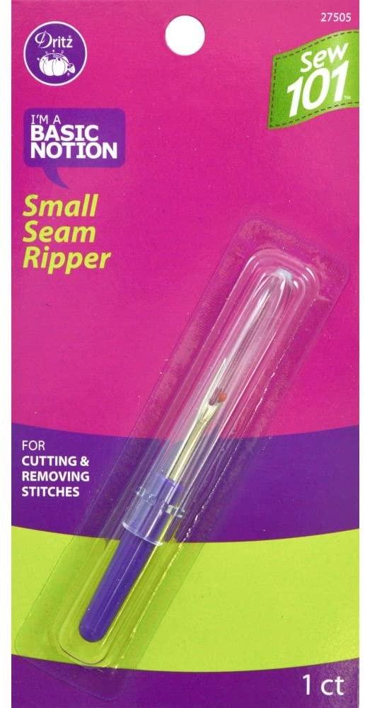Dritz Sew 101 27505 Seam Ripper, Small
