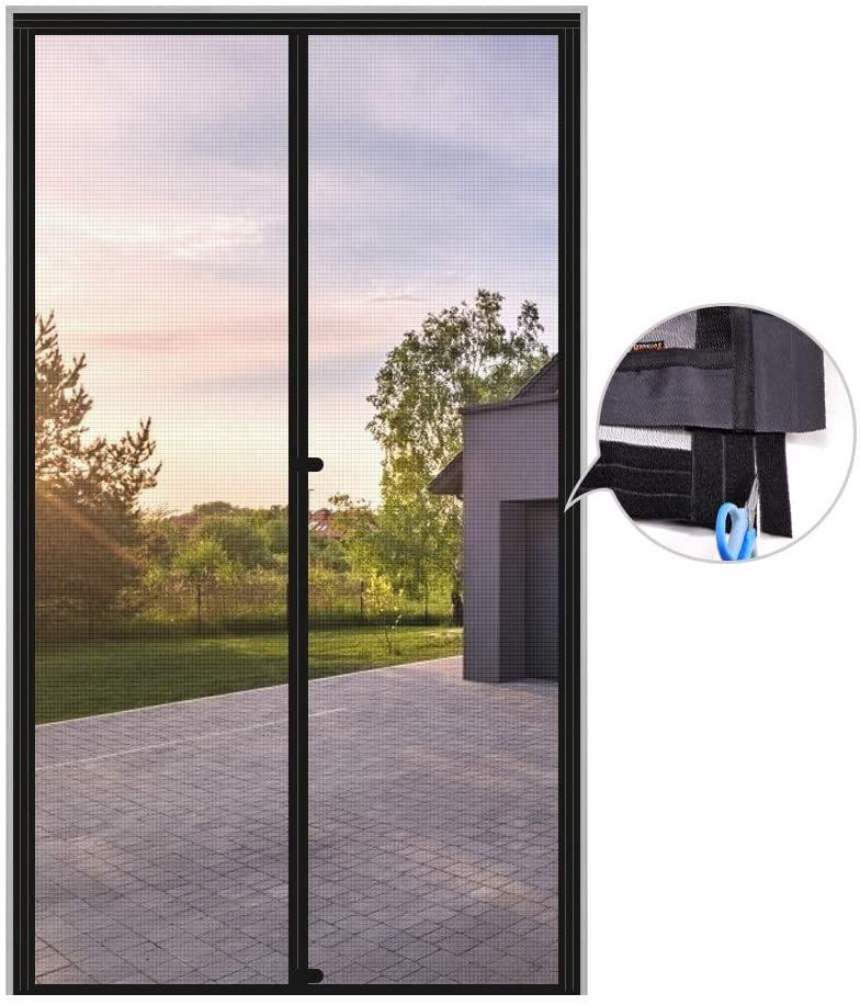 Magnetic Screen Door Fits Doors Size Width 29