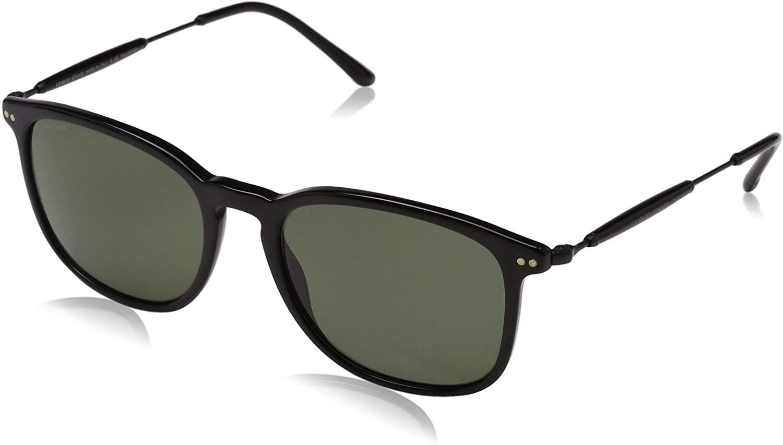 Giorgio Armani 0AR8098 Black/Polarized Greeen One Size