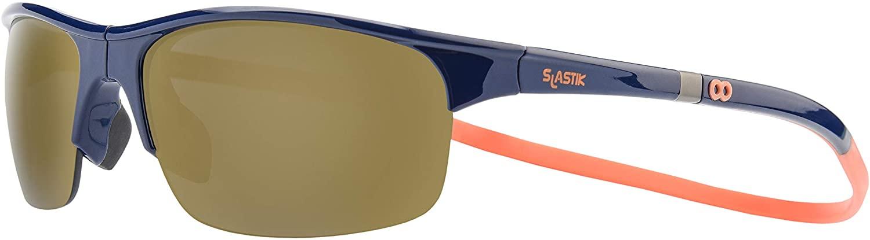 SLASTIK Magnetic Sunglasses, Harrier, Orange Fly