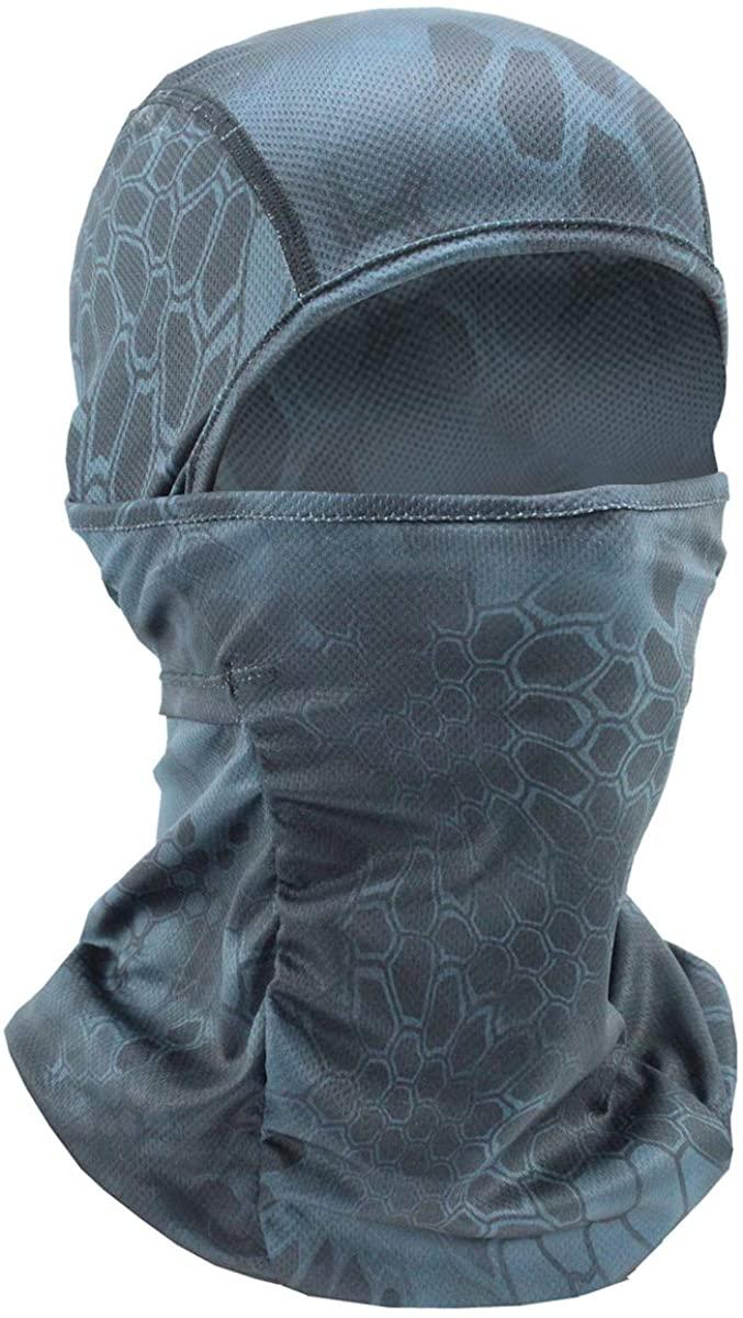 MICTUNING Balaclava Full Face Mask Cover Windproof Neck Gaiter Headwear