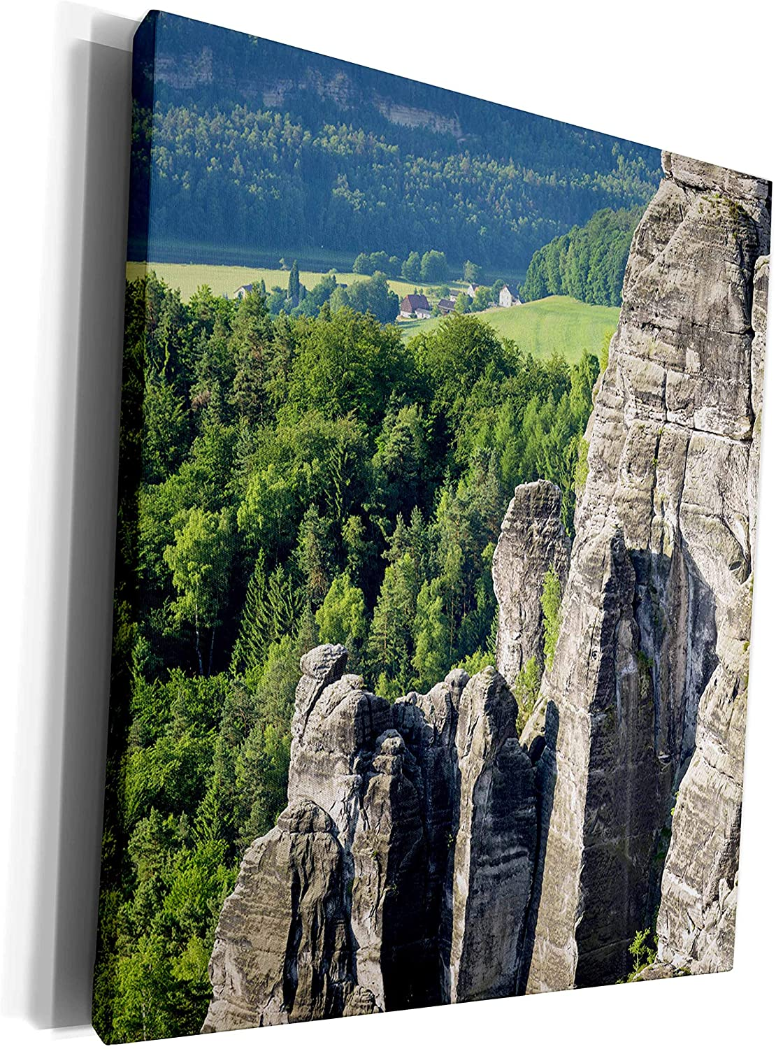3dRose Danita Delimont - Mountains - Grosse Gans - Saxon Switzerland NP, Germany - Museum Grade Canvas Wrap (cw_206522_1)