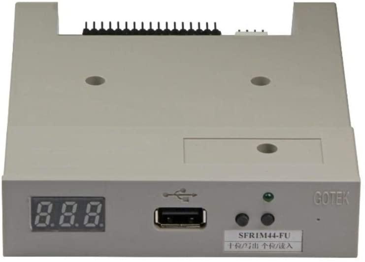 SFR1M44-FU TAJIMA Embroidery Machine Parts GOTEK USB TRANSDUCER Floppy Emulator