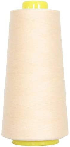 Threadart Polyester Serger Thread - 2750 yds 40/2 - Natural - 56 Colors Available