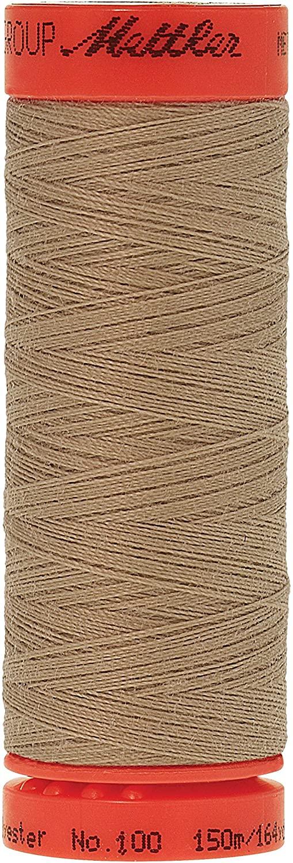 Mettler Metrosene 100% Core Spun Polyester Thread, 165 yd, Tantone