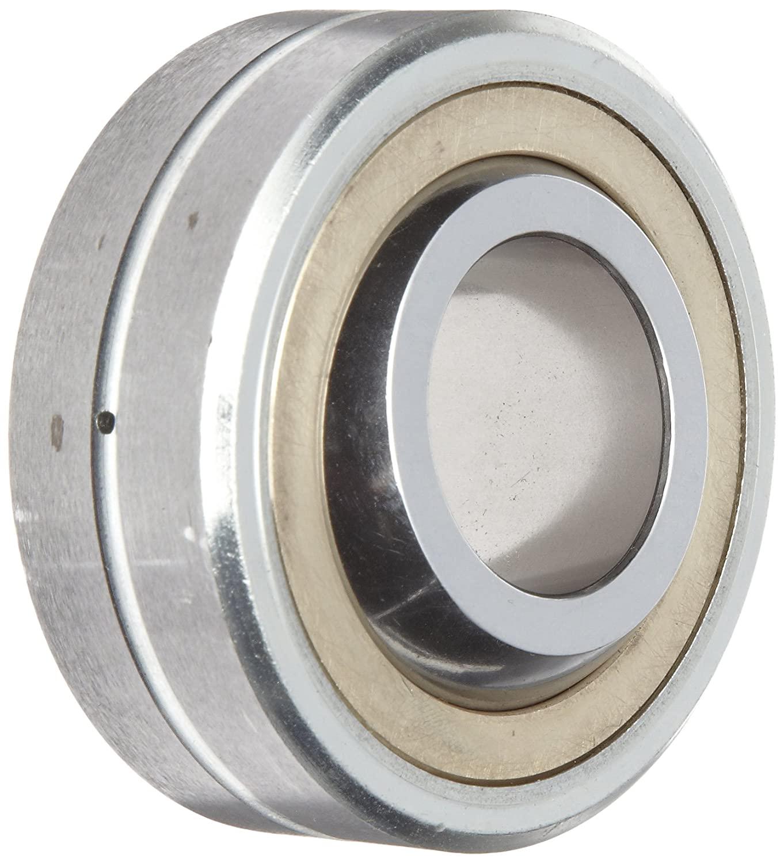 Sealmaster FLBG 5 Spherical Plain Bearing, Three-Piece, Corrosion-Resistant, Unsealed, 5/16