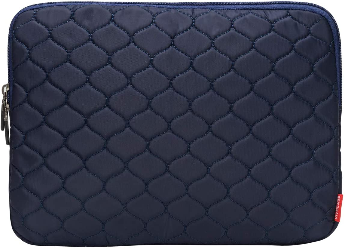 Laptop Sleeve Case 15.6 Inch Laptop Cover Bag for MacBook Pro,MacBook Air,Utrabook (15.6 Inch, Dot Blue)