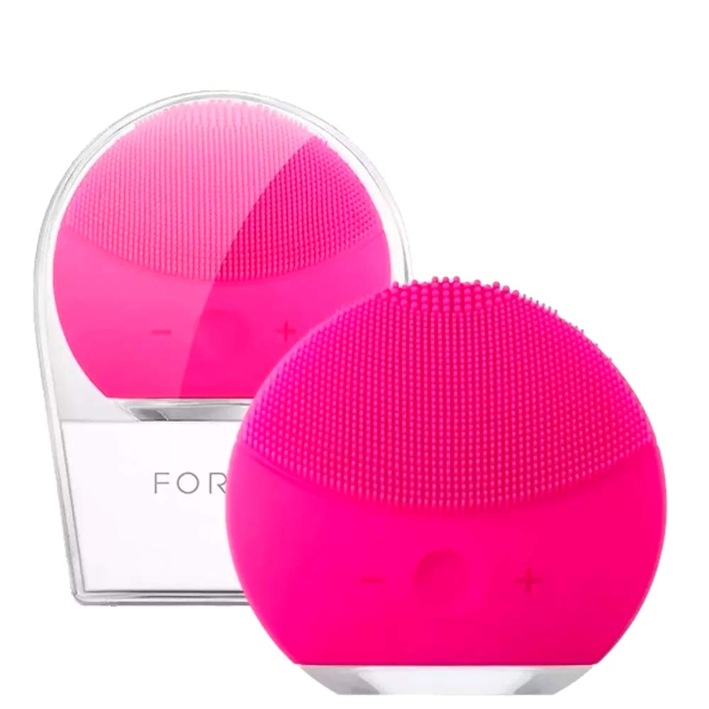 ForClean Facial Electric Sponge Cleans and Removes Dead Cells